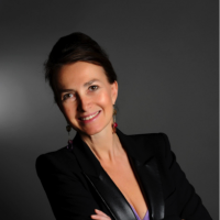 Marie-Laure Sauty de Chalon, CEO of auFeminin group